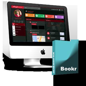 Bookr, online reservation system